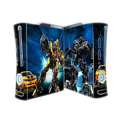 Hornets Vinyl Skin (New Transforme​rs Hornet vinyl decal Skin Sticker case for xbox360 Console)