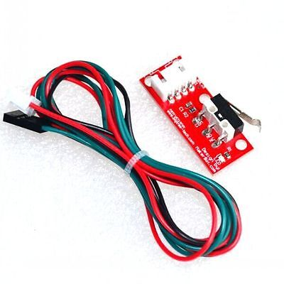 2pcs 3d Printer Mech Endstop Switch For Reprap Makerbot Prusa Mendel Ramps1.4 Al