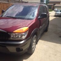 Saferied 2003 buick rendezvous