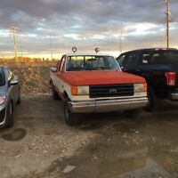 1987 Ford F-150 4x4 Trade For Anything Or Cash