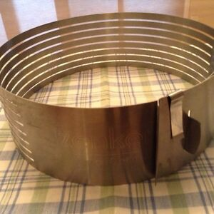 Zenker stainless steel layer cake slicer.  Kitchener / Waterloo Kitchener Area image 3