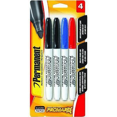 Promarx Permanent Ink Marker Lot Of 2
