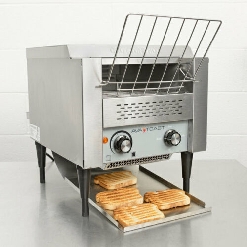"Commercial Avantco T140 Electric Conveyor Toaster 3"" Opening Compact 120v"