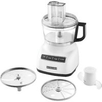 KITCHENAID 7 Cup Food Processor White KFP0711WH brand new sealed