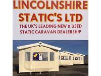 Static caravans for sale ~ Lincolnshire statics ltd