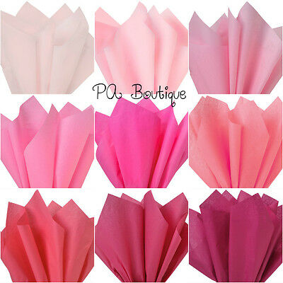 """*9 COLORS!!* Tissue Paper for Gift Wrapping 15""""x20"""" Solid Sh"""