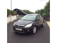 2008 Ford Focus *Full years MOT, only £30 road tax*