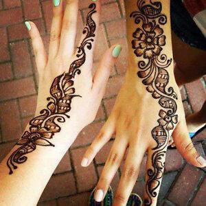 Professional Henna Mehndi Tattoo Artist Windsor Region Ontario image 3