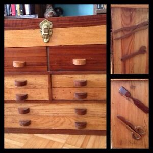 Vintage Tool Chest