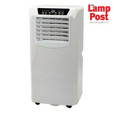 Draper 56124 Mobile Home Office Portable Cool Air Conditioner AirCon Unit &...