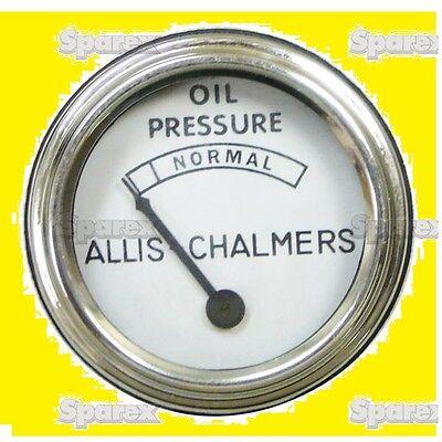 Allis Chalmers Ac 70207834 Oil Pressure Gauge B C Ca Wc Wd Wd45 207834