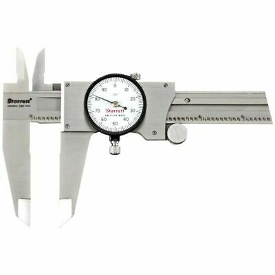 Starrett 120z-12 0-12 Wf One Revprecision Dial Calipers