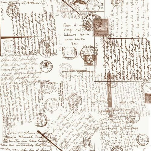 Replica of Vintage Letters/Postmarks - 60