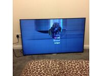 Lg 55 inch TV sold as seen open to offers