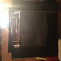FREE 61' rear projection tv