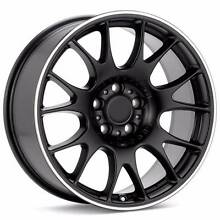 VW CADDY 18 INCH ALLOY MAG WHEELS GOLF FITMENT 5X112 Arncliffe Rockdale Area Preview