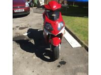 Yiying 125cc moped for repair or spares