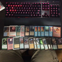 magic the gathering cartes collection WoW!!!!!