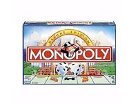 MONOPOLY DELUXE EDITION - WADDINGTONS