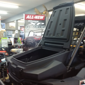 JEMCO POLARIS CARGO BOXES WILL BE IN STOCK SOON AT OUR STORE!