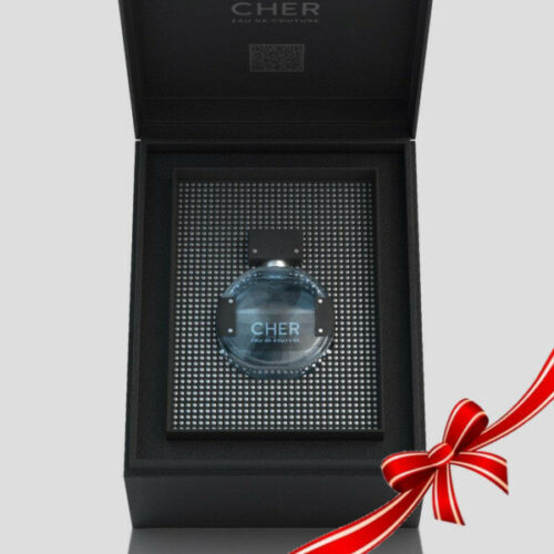Cher Eau de Couture in Collectors Box Limited Edition 1.7oz New!
