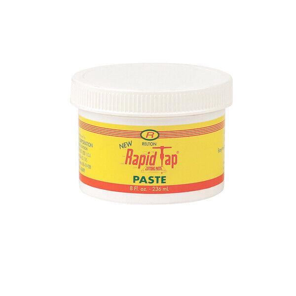 RELTON 08Z-NRTP Rapid Tap Metal Cutting and Drilling Paste, 8 oz Jar
