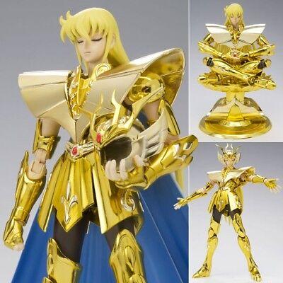 Saint Seiya EX Gold Myth Cloth Virgo Shaka Revival action figure Bandai