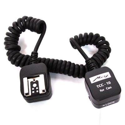 Metz TCC-10 TTL Cable for Canon - Camera to Flashgun - New...