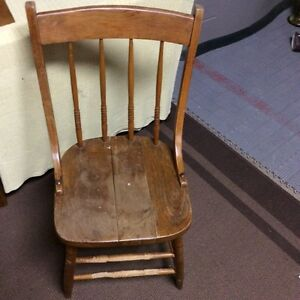OLD Character Chair