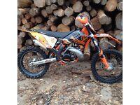 Ktm sx 250 2008