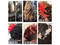 Freelance hairstylist / Wedding & special event Hairstylist