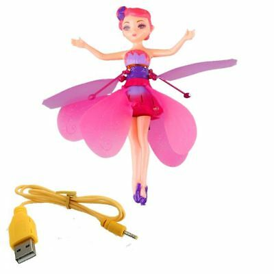 FLYING FAIRY, Flying Toy-Drone Helicopter Toy for Kids,Children, Christmas Gift