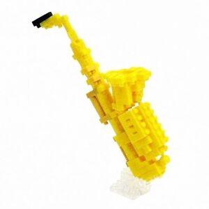 NanoBlock-saxofon-Nano-BLOQUE-micro-sized-Construccion-Bloques-nbc-106