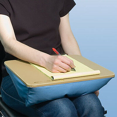 Posture Rite Lap Desk with Bean Bag - Portable, Adjustable, Lightweight