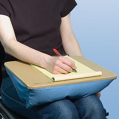 Posture Rite Lap Desk with Bean Bag - Portable, Adjustable,