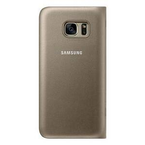 NEW Samsung LED Case suits Samsung Galaxy S7 Edge - Gold Rochester Campaspe Area Preview
