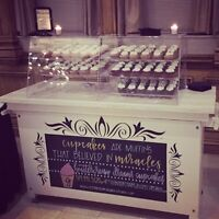 Mobile Cupcakery (Cupcakes) for any Event