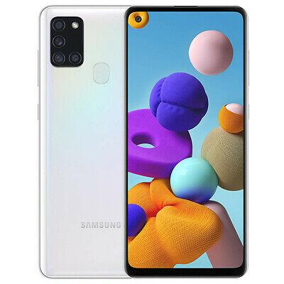 SAMSUNG GALAXY A21S 32GB+3GB RAM SMARTPHONE TELÉFONO MÓVIL LIBRE BLANCO 4G A217