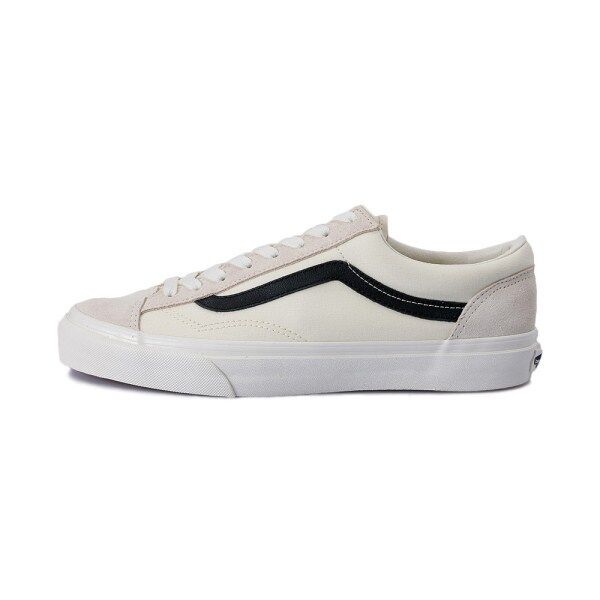 02d3cf88db8f Vans Old Skool Style 36 Style36 Suede Marshmallow Black