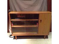 Vintage Retro Schrieber Bookcase/Display Unit