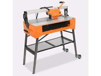 Saw for water Tiles Vitrex - Versatile Power Pro 900 Bridge Saw