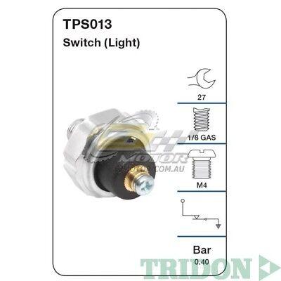 Tridon Oil Pressure For Suzuki Ignis 10 00 02 05 1 3L M13a  Dohc 16V