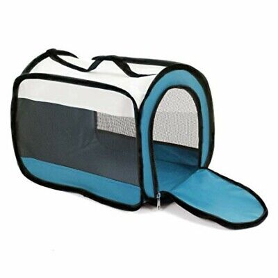Ware Manufacturing (#02151) Twist-N-Go Carrier for Small Pets - Medium