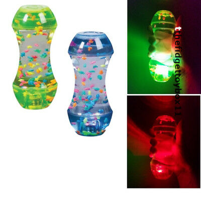 1 Light Up Aquarium sensory fidget autism night light special needs kids toy