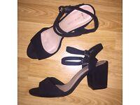 Ladies Trainers, Heels, Sandals & Boots