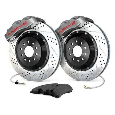 For Pontiac GTO 05-06 Baer Pro Plus Drilled & Slotted Front Brake System, used for sale  Phoenix