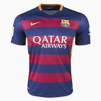 New Home Jersey's FC Barcelona 2015-16 / Maillot Du BARCA