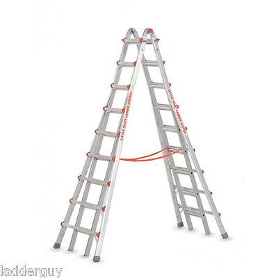 Little Giant 17 Skyscraper Mxz Stepladder Large Ladder 10110