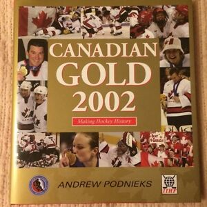 50% OFF 6 TEAM CANADA HOCKEY & OLYMPIC BOOKS, CALENDARS & GUIDES