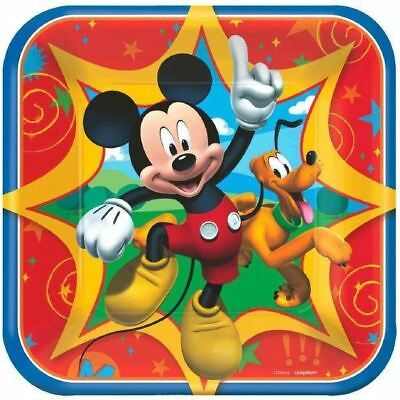 Mickey Mouse Desserts (Mickey Mouse Clubhouse 8 Ct Square 7